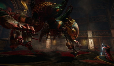 Castlevania: Lords of Shadow 2 скриншот