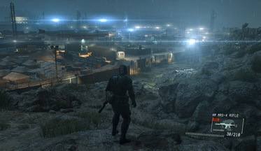 Metal Gear Solid V: Ground Zeroes скриншот