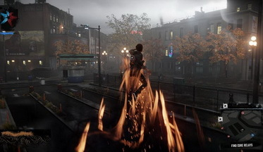 Infamous: Second Son скриншот