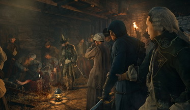 Assassin's Creed: Unity скриншот