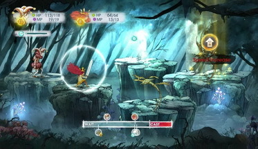 Child of Light скриншот
