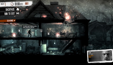 This War of Mine скриншот