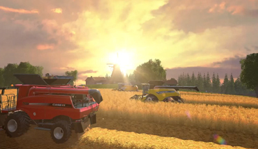 Тизер-трейлер Farming Simulator 15 для консолей