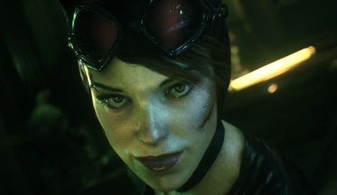 Тизер-ролик Batman: Arkham Knight - Catwoman