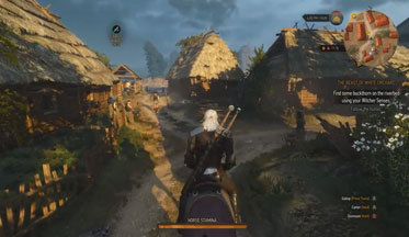 10 минут The Witcher 3: Wild Hunt - Ultra настройки на PC