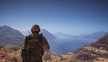 Видео Ghost Recon Wildlands - оружие и локации