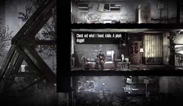 Трейлер This War of Mine - DLC Father's Promise