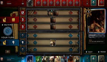 Gwent-the-witcher-card-game