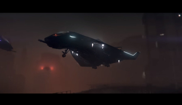 Видео Star Citizen - Aegis Avenger