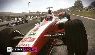 Дополнительный контент F1 2013 Classic Edition вышел отдельными DLC