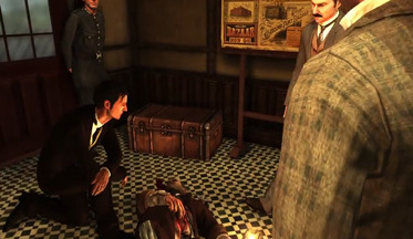 Sherlock holmes crimes punishments все видео
