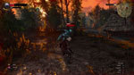 Геймплей The Witcher 3: Wild Hunt с Xbox One