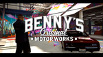 Видео GTA Online - реклама Benny's Original Motor Works