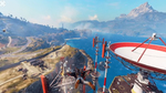 360-градусное видео Just Cause 3 Wingsuit Experience