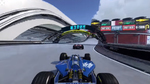 360-градусное видео Trackmania Turbo - International Stadium