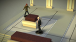 Трейлер анонса Hitman GO: Definitive Edition