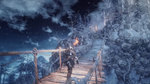 Трейлер Dark Souls 3 - анонс DLC Ashes of Ariandel (русские субтитры)
