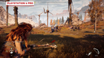 Видео Horizon Zero Dawn - сравнение PS4 Pro и PS4