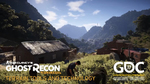 Тизер-трейлер Ghost Recon Wildlands к GDC 2017 - ландшафты