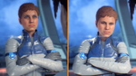 Видео Mass Effect: Andromeda - сравнение оригинала и версии 1.05