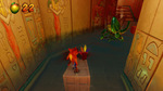 Геймплей Crash Bandicoot N. Sane Trilogy - уровень Tomb Wader