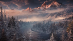 Трейлер Horizon Zero Dawn - анонс дополнения The Frozen Wilds