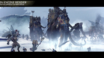 Видео Total War: Warhammer - монстры норсканцев