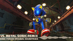 Саундтрек Sonic Forces - VS. Metal Sonic