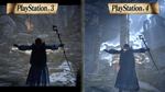 Видео Dragon's Dogma: Dark Arisen - сравнение на PS4 и PS3 - 2 часть