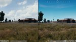 Видео PlayerUnknown's Battlegrounds - сравнение графики на PC и Xbox One