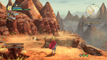20 минут геймплея Ni no Kuni 2: Revenant Kingdom - каньон