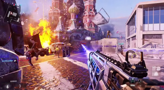 Трейлер Call of Duty: Advanced Warfare - DLC Supremacy