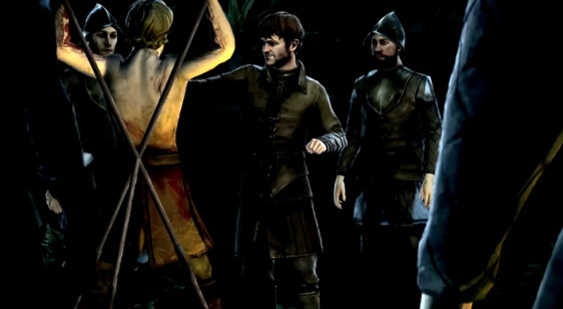 Трейлер Game of Thrones: A Telltale Games Series - ранее в сериале