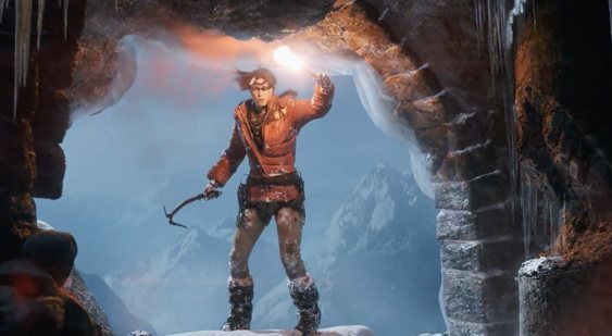 Трейлер Rise of the Tomb Raider к E3 2015