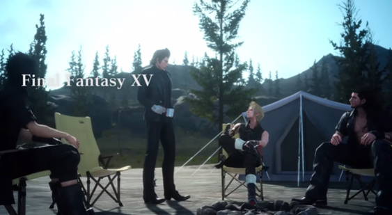 Трейлер Final Fantasy 15 - Episode Duscae 2.0