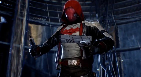 Трейлер Batman Arkham Knight - геймплей за Red Hood