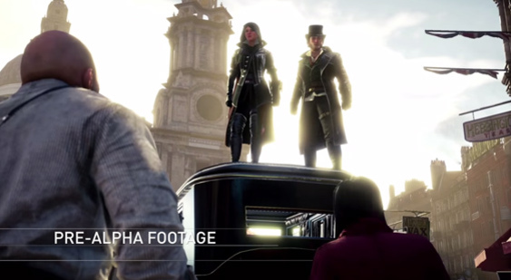 Видео Assassin's Creed Syndicate - нововведения
