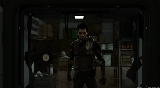 25 минут Deus Ex: Mankind Divided - демо с E3 2015
