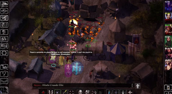 Первый трейлер дополнения Baldur's Gate: Siege of Dragonspear