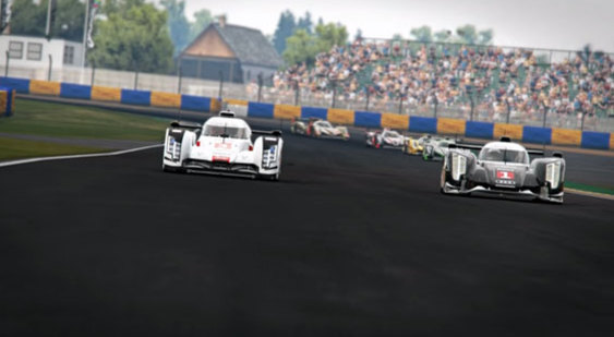 Трейлер Project CARS - Audi Ruapuna Park Track Expansion