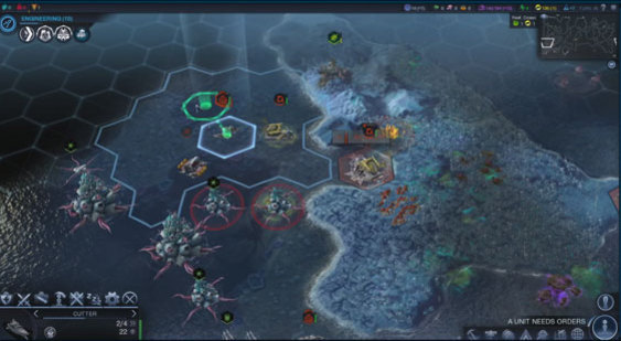 Запись трансляции Civilization Beyond Earth - Rising Tide - North Sea Alliance