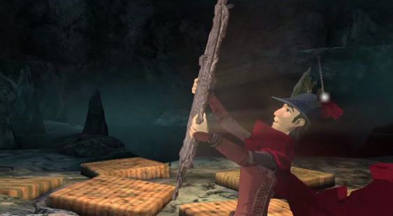 Релизный трейлер King's Quest: A Knight to Remember