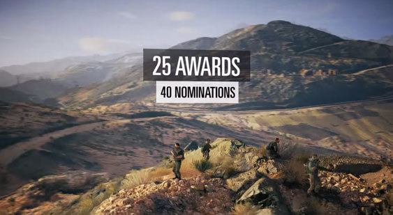 Хвалебный трейлер Tom Clancy's Ghost Recon Wildlands - E3 2015
