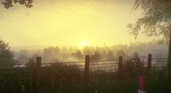 Видео Everybody's Gone to the Rapture - британский апокалипсис (русские субтитры)