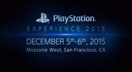 Видео анонса PlayStation Experience 2015