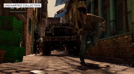 Геймплей Uncharted: The Nathan Drake Collection - PAX Prime 2015