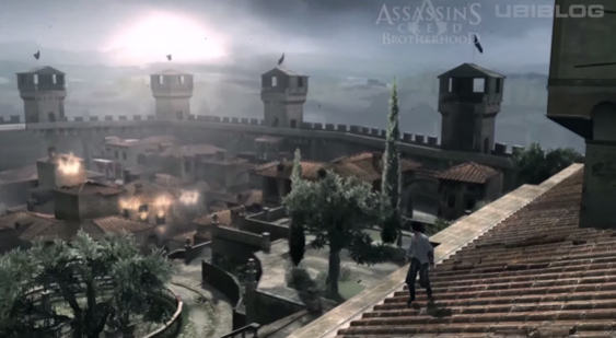 Видео Assassin's Creed Brotherhood - армия изменений