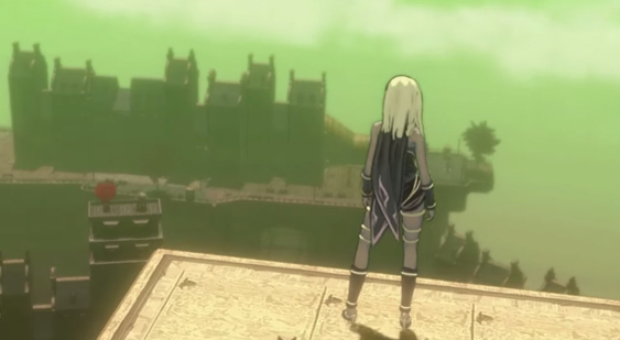 Трейлер анонса Gravity Rush Remastered