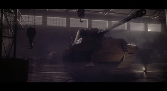 Трейлер анонса World of Tanks для PS4