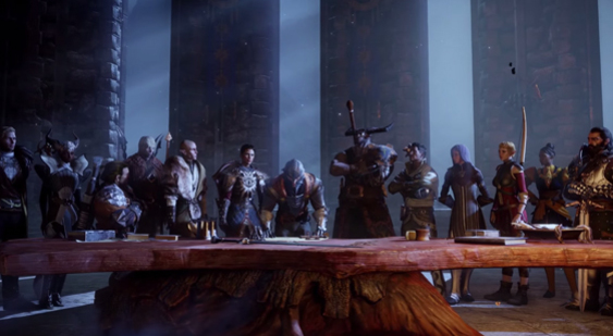 Трейлер анонса Dragon Age: Inquisition Game of the Year Edition